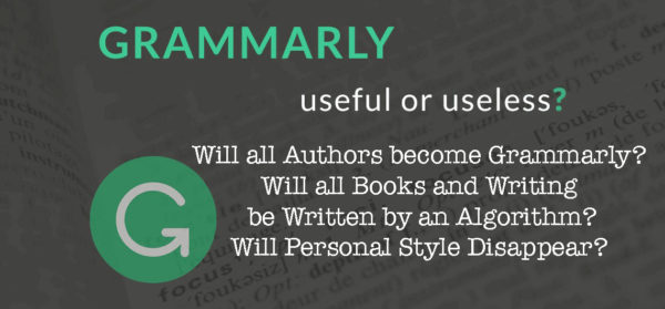 Grammarly - Authoring to remove Personal Style on a Global Scale