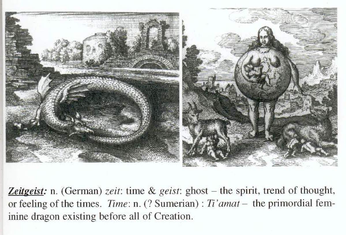 Zeitgeist Inane Dragon