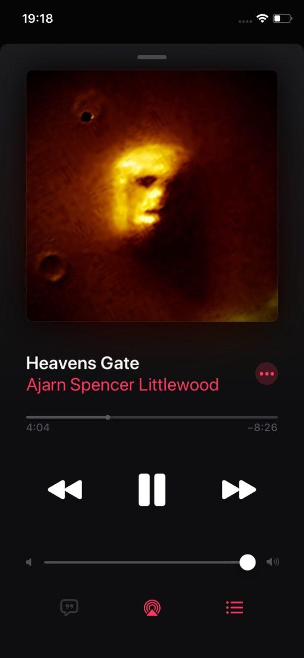 Heaven's gate from Osiris Rising album