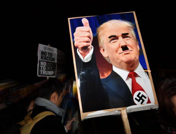 Trumpler - Donald Trump is a Nazi